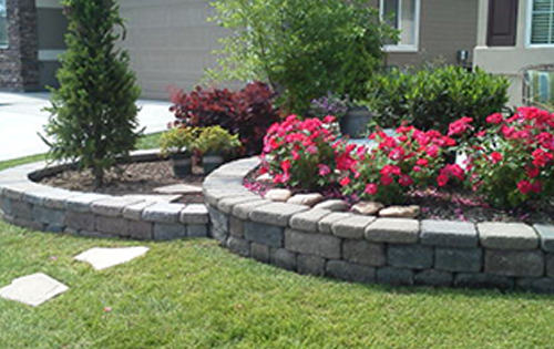 Landscaping Services In Idaho Diamond Lawns